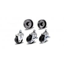5 Ersatzrollen für Motorhaltebock Art. 3014