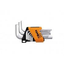 Sechskant-Stiftschlüsselsatz, 9-teilig, ZOLL