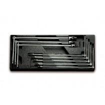 Fester Thermoformateinsatz mit Werkzeugsortiment 8-tlg.