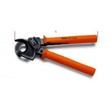 Kabelschneider mit Knarre 260 mm