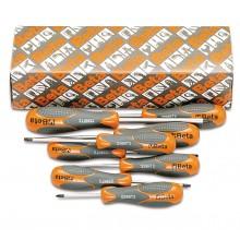 Stiftschlüsselsatz, 8teilig, mit Griff, für Sicherheitsschrauben Tamper Resistant Torx® (Art. 1298RTX)