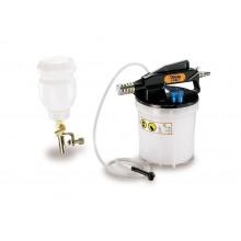 Instrument zur Absaugung von Bremsflüssigkeit / Bremsentlüftungsgerät