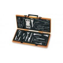 Werkzeugkästen mit 24 Werkzeugen zum Auszug von Autoradios
