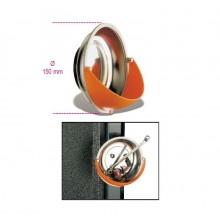 Kunststoffschale für Kleinteile, magnetisch, rund