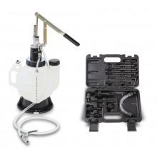 Werkzeug zum Nachfüllen von Öl in Schaltgetriebe, Automatikgetriebe und Differentiale