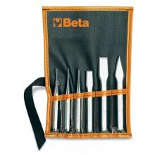 Schlagwerkzeugsatz 6-teilig in Tasche