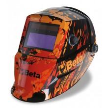 LCD-Schweißermaske mit automatischer Verdunklung