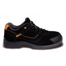 Schuh aus Action-Nubukleder