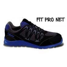 Schuhe aus Mesh-Gewebe, hoch atmungsaktiv S1P SRC