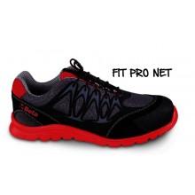 Schuh aus Mesh-Gewebe, hoch atmungsaktiv, S1P SRC