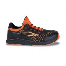 Schuhe aus Mesh-Gewebe, hoch atmungsaktiv mit TPU-Einsätzen