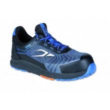 Schuh aus Mesh-Gewebe, hoch atmungsaktiv, mit TPU-Einsätzen