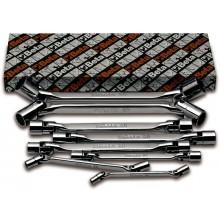 Zwölfkant-Doppelgelenksteckschlüsselsatz, 11teilig (Art. 80)