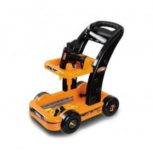 """""""Kinder trolley"""", Werkzeugwagen mit Werkzeugen für Kinder ab 3 Jahren"""