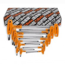 Stiftschlüsselsatz, 8-teilig für Torx-Schrauben