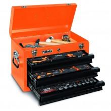 Werkzeugkasten mit 159-teiligem Sortiment
