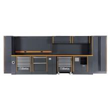 C55 komplette Kombi-Werkstatteinrichtung