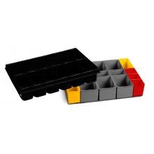 Set Thermoformateinsatz für Kleinteile für Werkzeugkasten C99C-V3