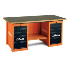Beta Werkbank Mastercargo Orange